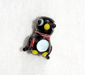 Náhled výrobku: Korálek tučňák